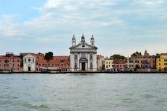 Beautiful panorama of Venice Royalty Free Stock Photography