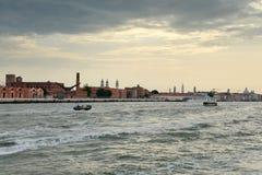 Beautiful panorama of Venice Royalty Free Stock Photo