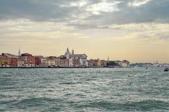 Beautiful panorama of Venice Stock Photo