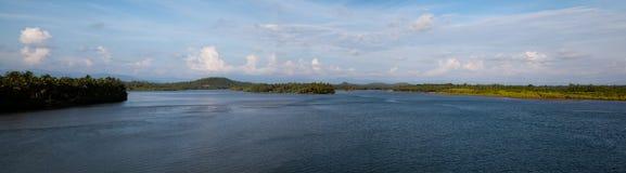 Beautiful panoramic view Stock Photos