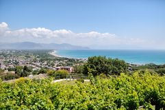 Beautiful panoramic view. San felice. Italy Stock Photography