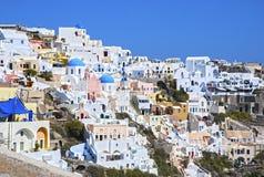 Santorini island, Greece Royalty Free Stock Photo