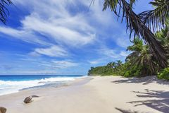 Beautiful paradise beach, anse bazarca, seychelles 27 Stock Photos