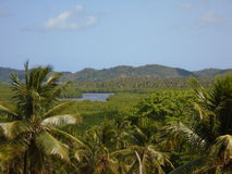 Beautiful paradise Stock Images