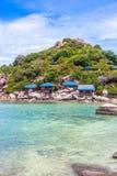 Beautiful Paradise Tropical Island Stock Photo