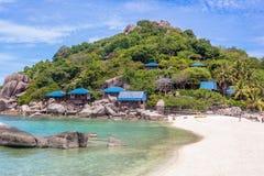Beautiful Paradise Tropical Island Stock Photography