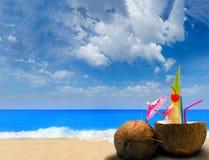 Beautiful Paradisiac beach Royalty Free Stock Images