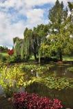 The beautiful park-garden Sigurta Royalty Free Stock Photo
