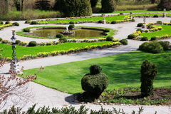 Free Beautiful Park Garden , Spring Time Royalty Free Stock Photography - 19159357