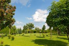 Beautiful park Royalty Free Stock Photo