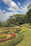 The beautiful park in Southeast Asia Royalty Free Stock Images