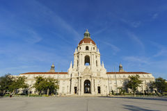 The beautiful Pasadena City Hall, Los Angeles, California Royalty Free Stock Images