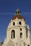 The beautiful Pasadena City Hall, Los Angeles, California. The beautiful afternoon scene of Pasadena City Hall, Los Angeles, California Stock Images