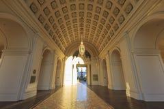 The beautiful Pasadena City Hall. Near Los Angeles, California Royalty Free Stock Photos