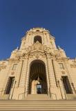 The beautiful Pasadena City Hall near Los Angeles, California Royalty Free Stock Photo