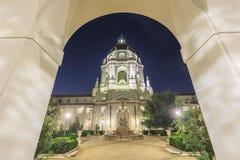 The beautiful Pasadena City Hall near Los Angeles, California Stock Photos