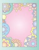 Beautiful pastel background Royalty Free Stock Photos