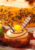 Beautiful pastry Stock Photos