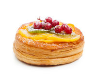 Beautiful pastry cake Stock Photography