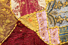 Beautiful patch work Royalty Free Stock Image
