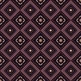Beautiful pattern background. Geometric motif - Beautiful pattern background royalty free illustration