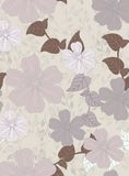 Beautiful pattern floral Royalty Free Stock Images