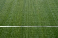 Beautiful pattern of fresh green grass for football sport, footb. All field, soccer field, team sport texture Stock Images