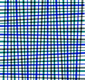 Beautiful pattern of grids Stock Photo