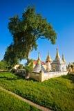 Beautiful Paya in Ava, Mandalay, Myanmar. Beautiful Paya in Ava, Mandalay province, Myanmar Royalty Free Stock Photography