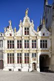 Peace Court Of Bruges Royalty Free Stock Photography