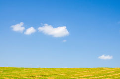 Beautiful peaceful skyscape Royalty Free Stock Images