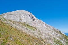 Beautiful Peak Vihren Stock Images