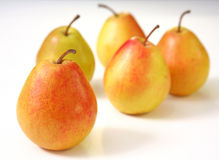 Beautiful Pears Royalty Free Stock Images