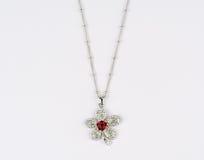 Beautiful pendant Royalty Free Stock Images