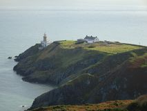 Beautiful Howth in Ireland Royalty Free Stock Images
