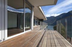 Beautiful penthouse Royalty Free Stock Photo