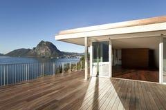 Beautiful penthouse Stock Image