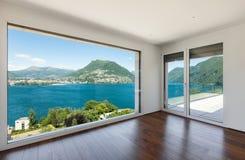 Beautiful penthouse, interior Royalty Free Stock Photography