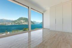 Beautiful penthouse, interior Stock Photos