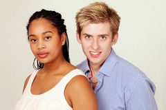 Beautiful people Royalty Free Stock Photography