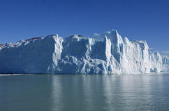 Beautiful Perito Moreno Glacier in Argentina Stock Photography