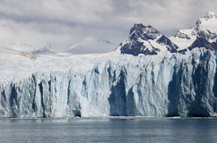 Beautiful Perito Moreno Glacier in Argentina Stock Photos