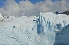 Beautiful Perito Moreno Glacier in Argentina Royalty Free Stock Photo