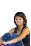 Beautiful philipinne woman Stock Photos