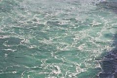 Beautiful  photo of the water near amazing Niagara falls Royalty Free Stock Images