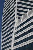 Beautiful photos of modern buildings under blue sky. Europe, Bulgaria Royalty Free Stock Image