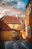 Beautiful  photos of Tallinn Stock Image