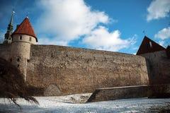 Beautiful  photos of Tallinn Royalty Free Stock Images