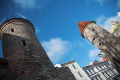 Beautiful  photos of Tallinn Royalty Free Stock Photo