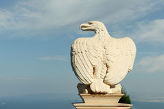Beautiful picture of the Bahai Gardens in Haifa Israel. Stock Photography